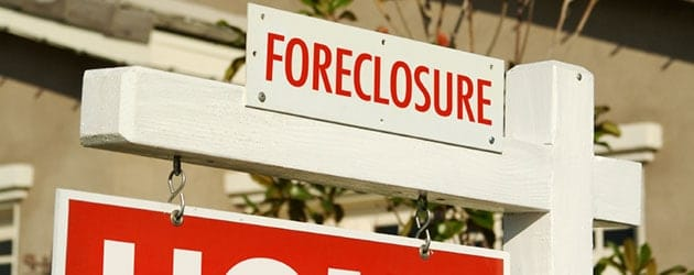 Foreclosures legislation effective from Friday